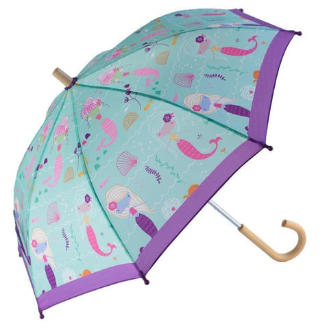Oaki Umbrella - Mermaids-0037726-Pumpkin Pie Kids Canada