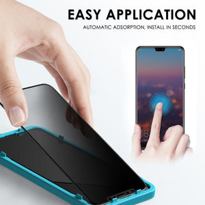 10D Anti-Peeping Privacy IPhone Tempered Glass