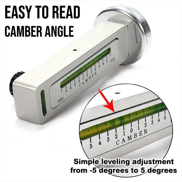 Adjustable Magnetic Gauge Tool