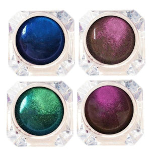 Multi-Chrome Makeup Loose Powder