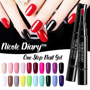 Nicole Diary™ One Step Nail Gel