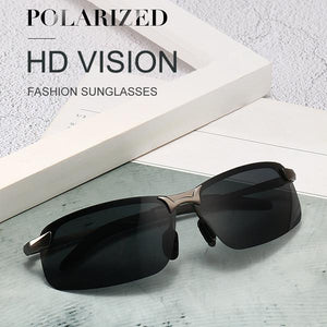 Polarized Discoloration Sunglasses