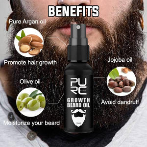 Pure™The Beard Growth Oil