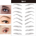 The Brows Tatt™ Eyebrows Embroidery Sticker