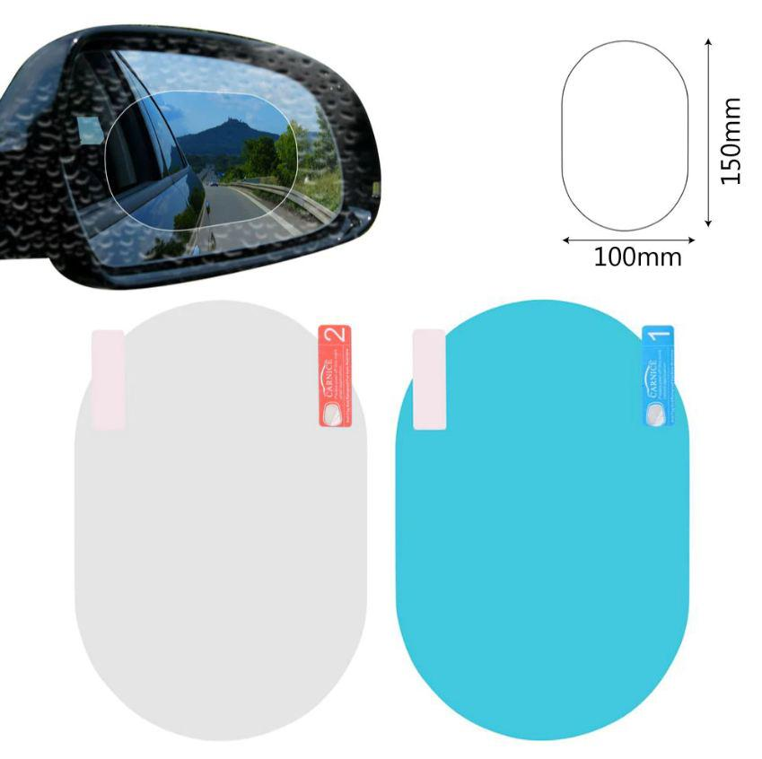 Anti-Fog Side Mirror Sticker