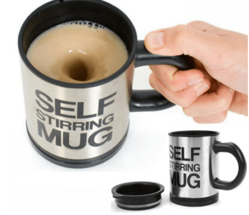 Auto Self Stirring Mug
