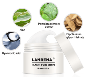 Blackhead Purifying Peel Off Facial Pore Cleanser