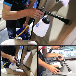 Car Interior Cleaning Machine