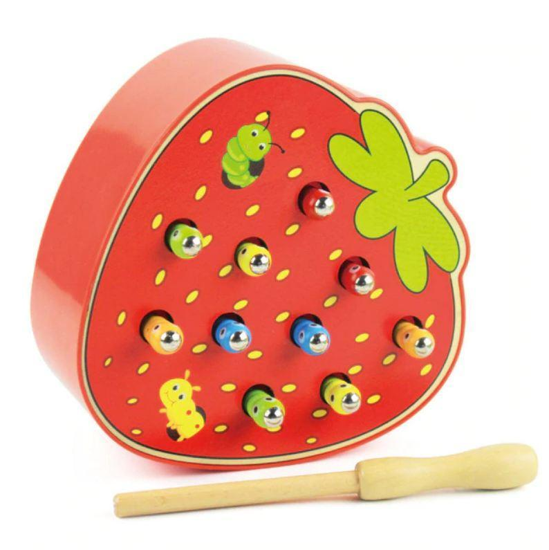 Catch The Worm - Toddler Educational Toy