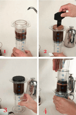 COFFEE ESPRESSO MAKER