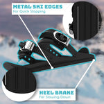 Cold Fun Ultra-Lightweight Ski Skates