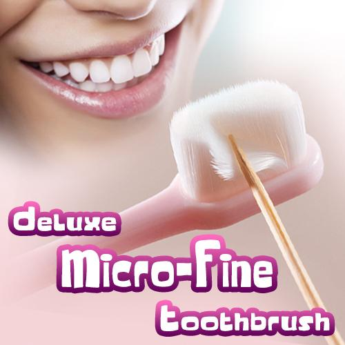 Daily Supplies - Deluxe Micro-Fine Toothbrush