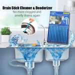 Drain Stick Cleaner And Deodorizer