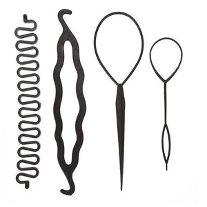 Hair Braiding Set