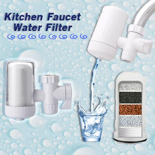 Kitchen Faucet Water Filter