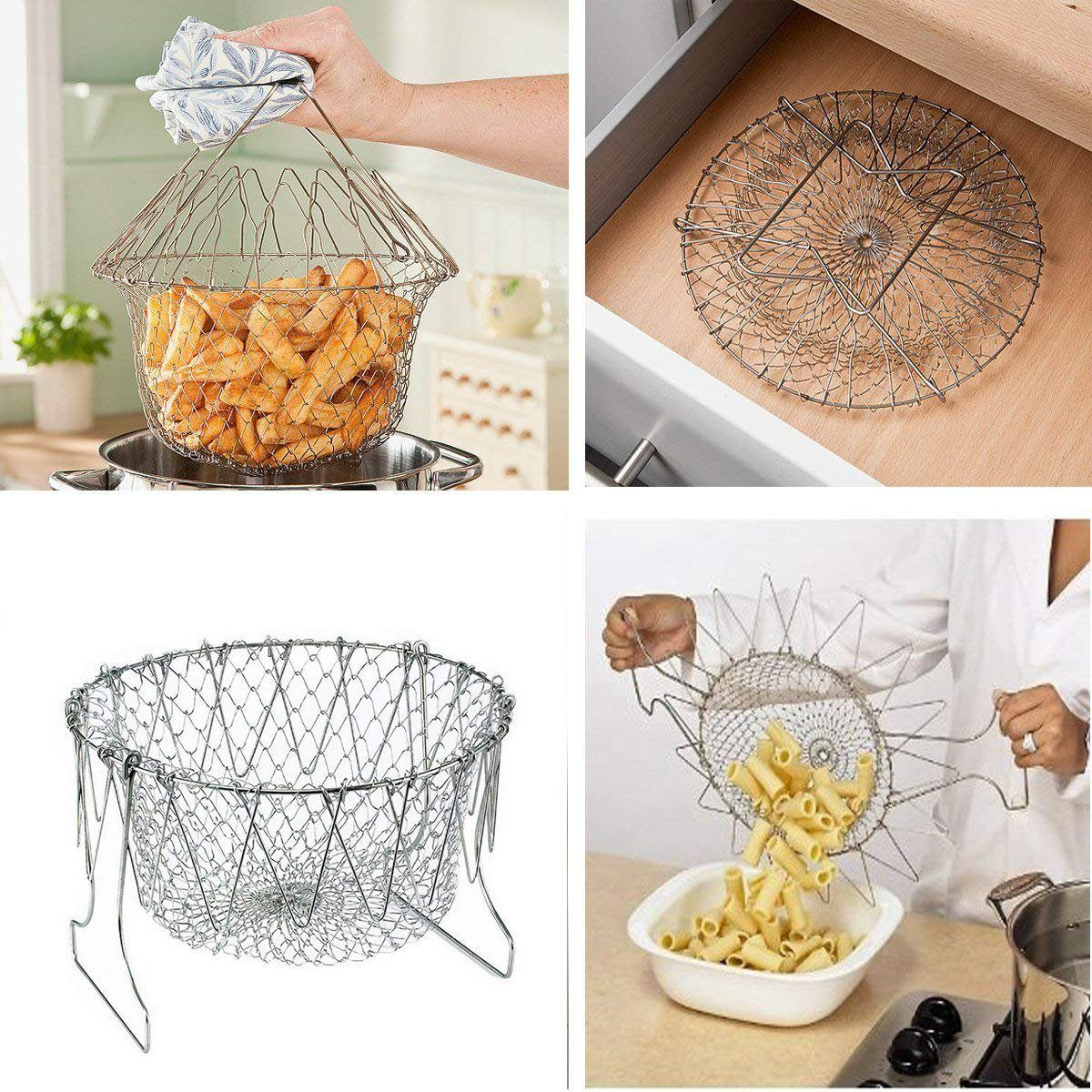 Magic Cook Basket