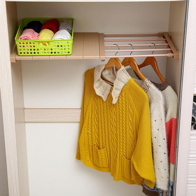 Magic Shelf Adjustable Closet Storage Organizer