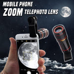 Mobile Phone Zoom Telephoto Lens