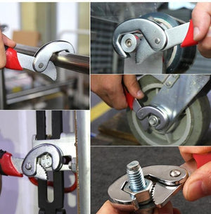 Multi-Function Universal Wrench