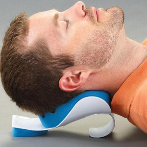 Neck And Shoulder Relaxing Pillow