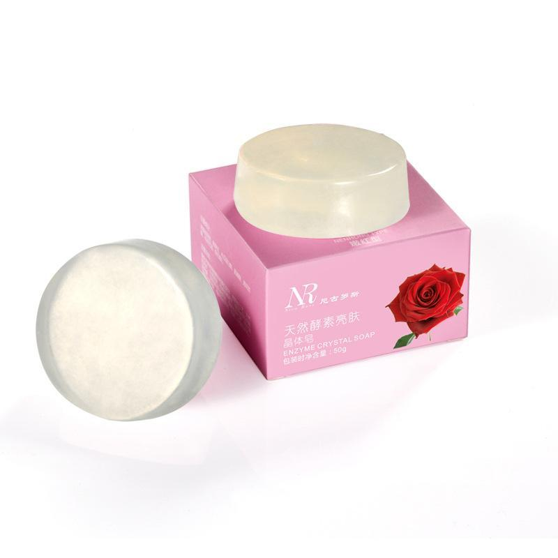 Nico Ross Whitening Enzyme Crystal Soap