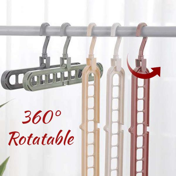 Nine-hole Magic Hanger