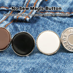 No Sew Magic Button 10pcs