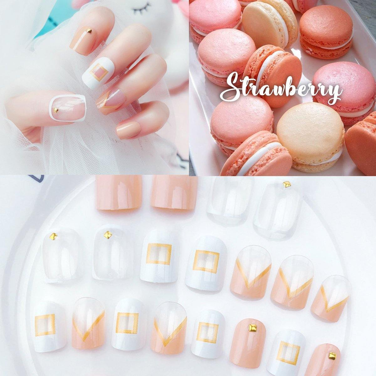 One-Press DIY Gel Nails