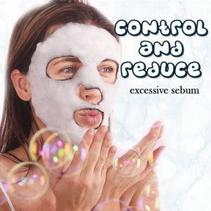 Oxygen Bubble Sheet Mask