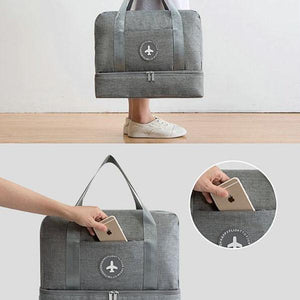 Portable Travel Packing Bag