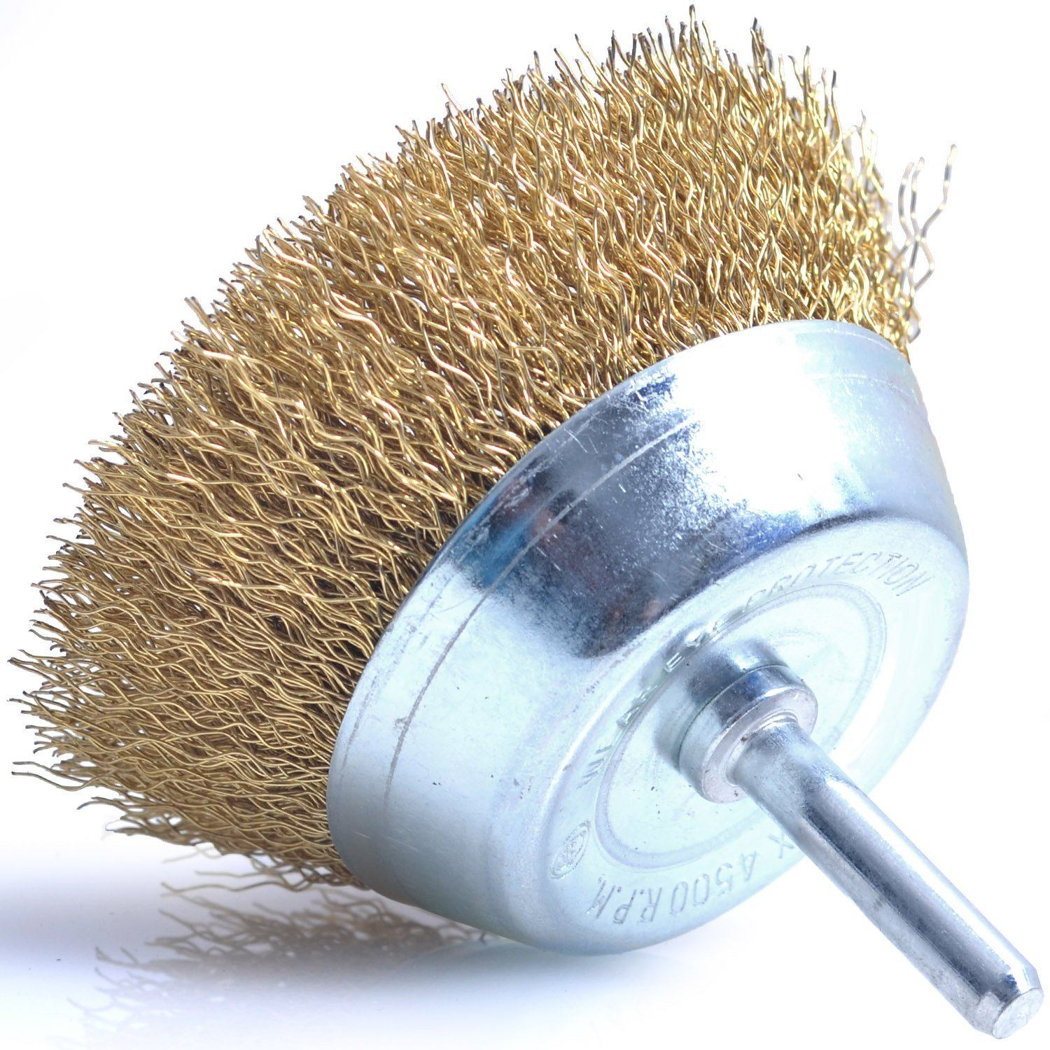 Powerful Drill Cleaning Brush