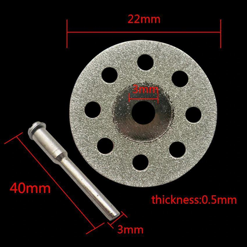 Premium Mini Diamond Saw Blade