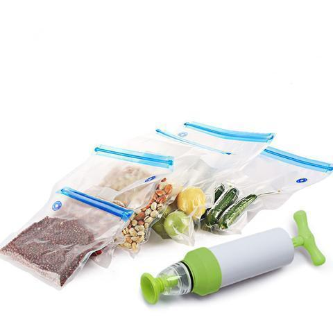Reusable Vacuum Food Sealer Pump