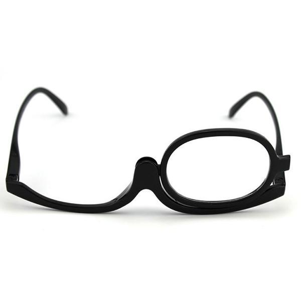 Rotatable Make Up Glasses