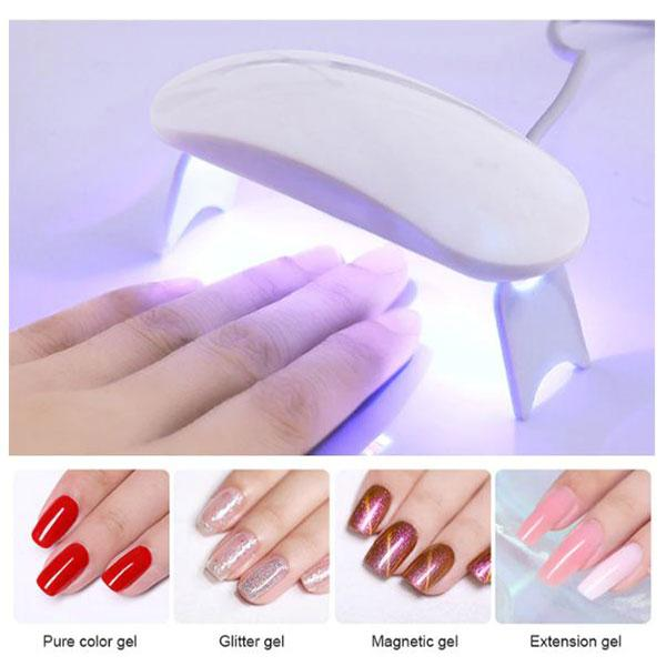 SunMini LED Manicure Kit