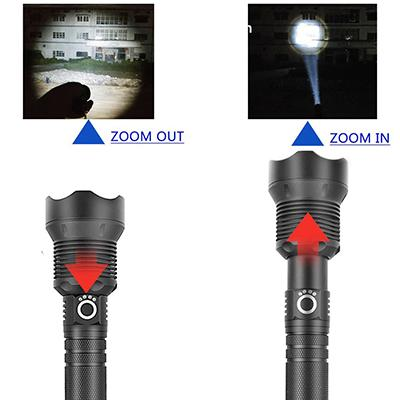 Super LED Flashlight