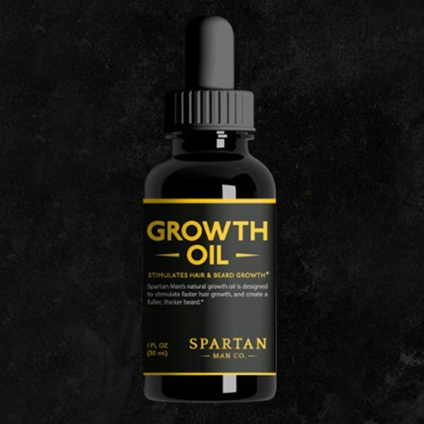 Ultimate Beard Hair Growth Oil