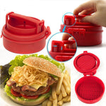Ultimate Hamburger Press