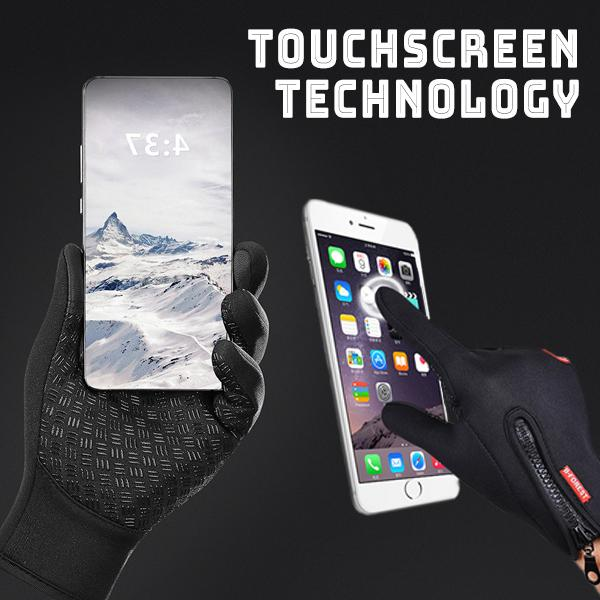 Unisex Touchscreen Winter Gloves