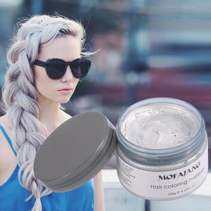 UNISEX Washable Japan Instant Color Transform Hair Wax