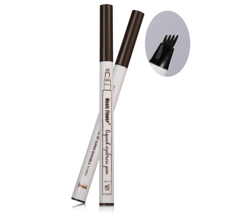 Waterproof Fine Sketch Liquid Eyebrow Pen Tattoo