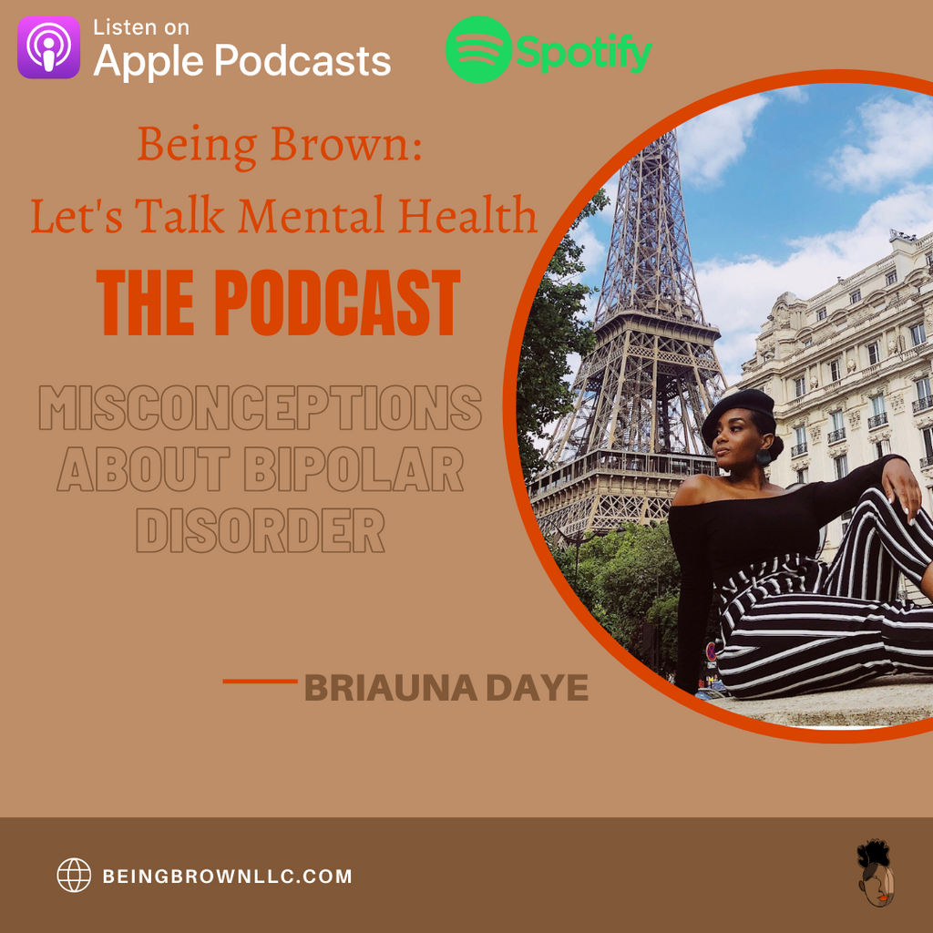 Misconceptions about Bipolar Disorder ft BriAuna Daye