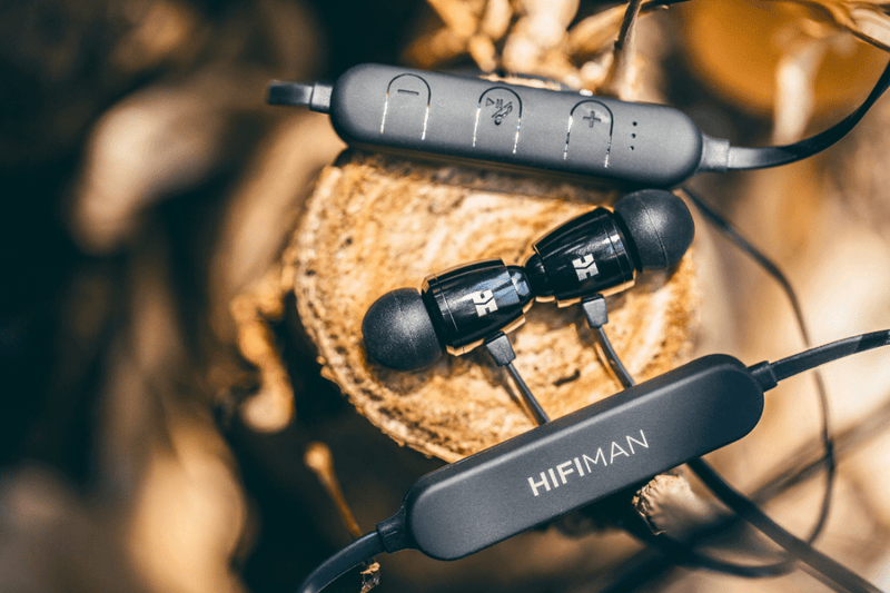 HiFiMAN BW200 Wireless Earphones With Mic