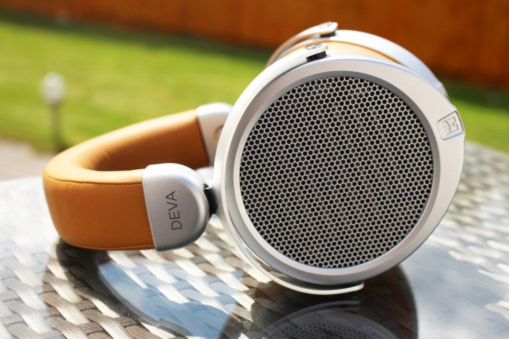 HiFiMAN Deva (Wired Version) Over-Ear Planar Magnetic Hi-Fi Headphone