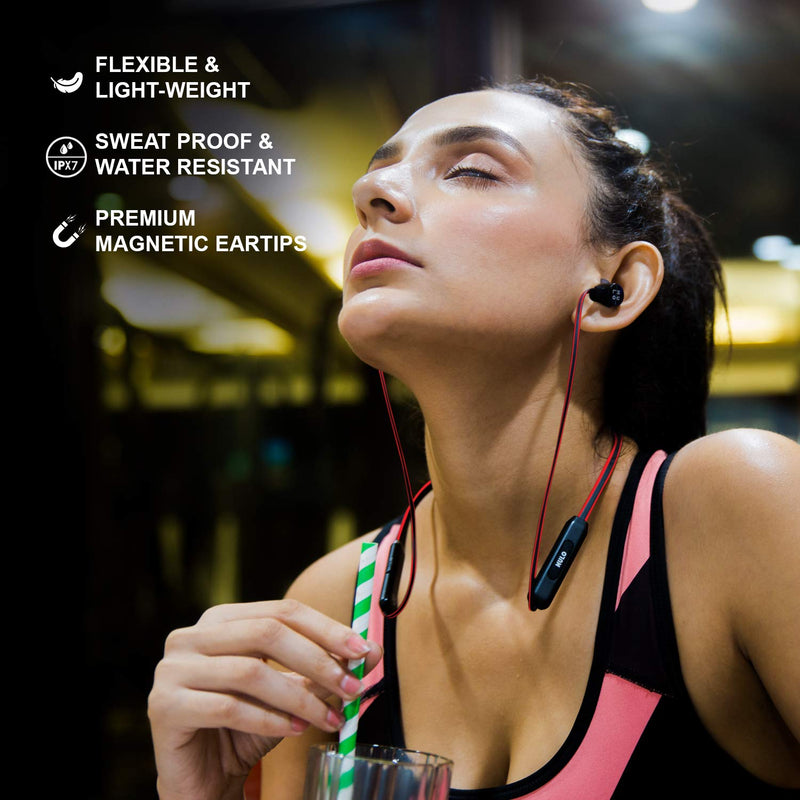 Mulo Wonderloop 500 Wireless Earphone With Mic