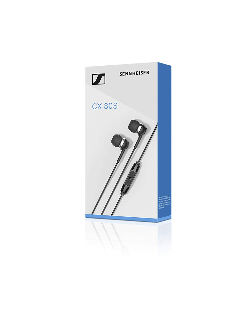 Sennheiser CX 80s Wired Earphone with Mic