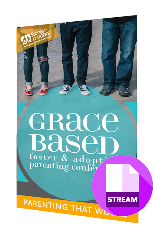 Grace Based Foster & Adoptive Conference Online