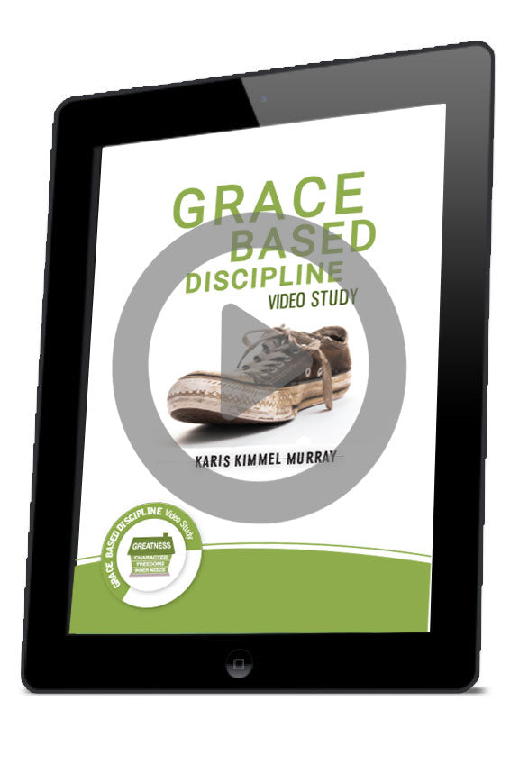 Grace Based Discipline Streaming Video