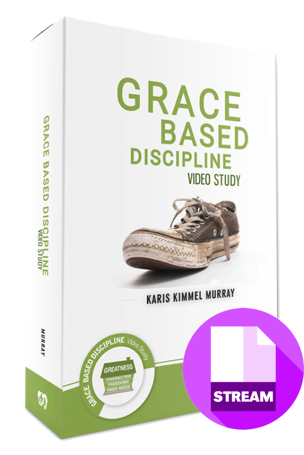 Grace Based Discipline Video Study Videos