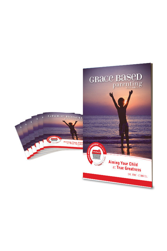 Grace Based Parenting Part 3 - Workbook